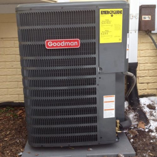 rheem hvac installation
