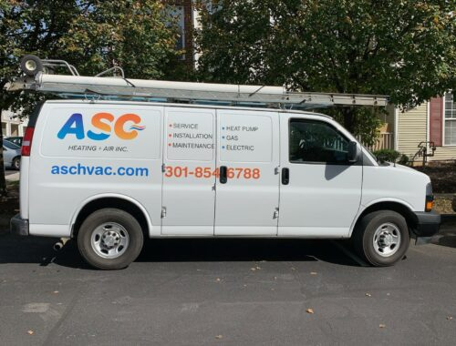 ASC HVAC in maryland